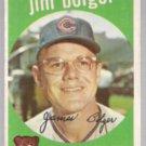 JIM BOLGER 1959 Topps #29.  CUBS