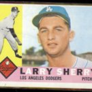 LARRY SHERRY 1960 Topps #105.  DODGERS