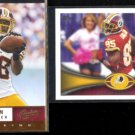 PIERRE GARCON 2012 Panini Absolute #93 + 2012 Topps #84.  REDSKINS