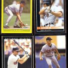 CAL RIPKEN Jr. (4) Card Lot (1991 - 1994) ORIOLES