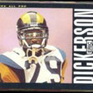 ERIC DICKERSON 1985 Topps #79.  RAMS