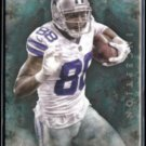 DEZ BRYANT 2014 Topps Inception #57.  COWBOYS - Thick Stock