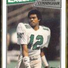 RANDALL CUNNINGHAM 1987 Topps #296.  EAGLES