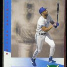 JOE CARTER 1993 UD Grand Slam Holo Insert #4 of 28.  BLUE JAYS