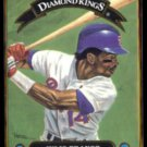 JULIO FRANCO 1992 Donruss Diamond King Insert #DK-4.  RANGERS