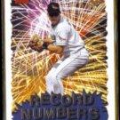 CAL RIPKEN 1999 Topps Record Numbers Insert #RN9.  ORIOLES