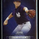 DANTE BICHETTE Jr. 2012 Bowman Sterling Prospects Insert #BSP4.  YANKEES