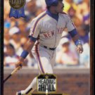 EDDIE MURRAY 1993 Leaf Heading to the Hall Insert #4 of 10.  METS