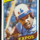 ANDRE DAWSON 1980 Topps #235.  EXPOS