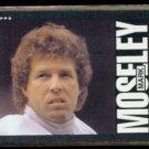 MARK MOSELEY 1985 Topps #186.  REDSKINS