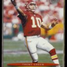 TRENT GREEN 2003 Ultra #107.  CHIEFS