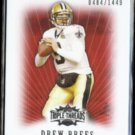 DREW BREES 2007 Topps Triple Threads #'d Insert 0484/1449.  SAINTS