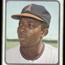 MICKEY RIVERS 1974 Topps #76.  ANGELS