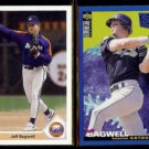 JEFF BAGWELL 1991 Upper Deck + 1994 UD CC Special Edition.  ASTROS