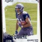 GOLDEN TATE 2010 Panini Score Rookie #345.  SEAHAWKS