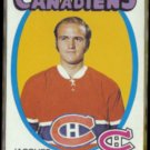 JACQUES LEMAIRE 1971 Topps #71.  CANADIENS