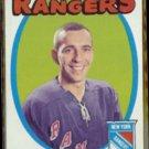 ED GIACOMIN 1971 Topps #90.  RANGERS