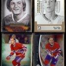 GUY LaFLEUR (4) Card Lot (2006, 2010 + 2011).  CANADIENS