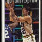 JOHN STOCKTON 1993 Topps Future Playoff MVP Gold Insert #201.  JAZZ