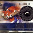 LaDAINIAN TOMLINSON 2001 Private Stock #'d Insert 358/499.  CHARGERS