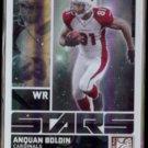 ANQUAN BOLDIN 2009 Donruss Elite Stars #'d Insert 057/399.  CARDS