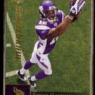 PERCY HARVIN 2009 Upper Deck Star Rookie #320.  VIKINGS