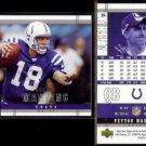 PEYTON MANNING (2) 2004 Upper Deck Legends #39.  COLTS