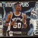 DAVID ROBINSON 1994 Ultra All NBA Insert #10 of 15.  SPURS