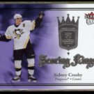 SIDNEY CROSBY 2007 Ultra Scoring Kings Insert #SK8.  PENGUINS