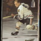 BOBBY HULL 1993 Action Packed PROTOTYPE Insert #BH1.  BLACK HAWKS