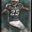 LeSEAN McCOY 2014 Topps Inception #81.  EAGLES - Thick Stock