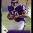 RAY RICE 2008 Upper Deck SP Rookie #146.  RAVENS