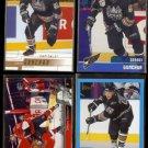 SERGEI GONCHAR (4) Card Lot (1999 - 2001 + 2010)  CAPITALS / SENATORS