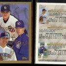 ROY HALLADAY (2) 1998 Topps Prospects #264.  BLUE JAYS