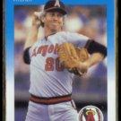DON SUTTON 1987 Fleer #93.  ANGELS