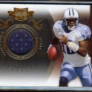 VINCE YOUNG 2010 Panini Plates & Patches GAME WORN #'d Insert 016/299.  TITANS