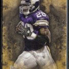 ADRIAN PETERSON 2014 Topps Inception #110.  VIKINGS - Thick Stock