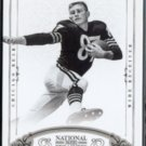 HARLON HILL 2012 Panini National Treasures #'d Insert 44/99.  BEARS - Super Thick Stock