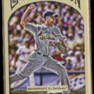 ADAM WAINWRIGHT 2011 Topps Gypsy Queen #202.  CARDS