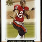 CADILLAC WILLIAMS 2005 Topps Rookie #438.  BUCS