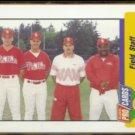 FLOYD RAYFORD 1994 Fleer Pro Cards (Field Staff) #3463.  BATAVIA CLIPPERS