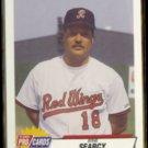 STEVE SEARCY 1993 Fleer Pro Cards #239.  RED WINGS