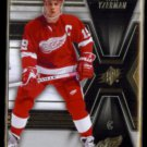 STEVE YZERMAN 2014 Upper Deck SPX #98.  RED WINGS