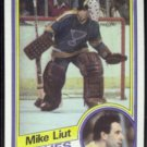 MIKE LIUT 1984 Topps #132.  BLUES