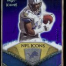 ROY WILLIAMS 2008 Upper Deck Icons #'d Insert 219/250.  LIONS