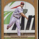 MATT HOLLIDAY 2011 Topps Gypsy Queen #'d Insert 449/999.  CARDS