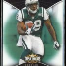 JERRICHO COTCHERY 2009 Topps Triple Threads #'d Insert 096/149.  JETS