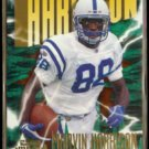 MARVIN HARRISON 1997 Skybox Impact #15.  COLTS