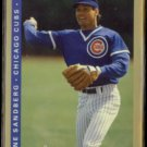 RYNE SANDBERG 1993 Fleer Atlantic Insert #21 of 25.  CUBS