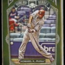 RYAN HOWARD 2011 Topps Gypsy Queen HR Heroes Insert #HH6.  PHILLIES